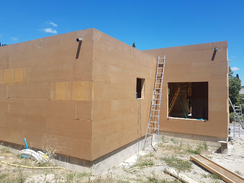 isolation exterieure en fibre de bois mtp