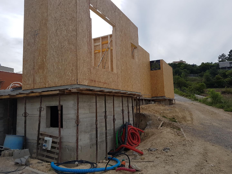 maison mixte parpaing bois