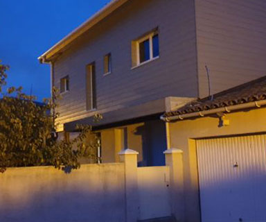Surélévation bois de 180m² sur 2 niveaux | Cournonsec (34)