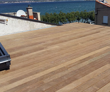 Terrasse IPE | Sète (34)